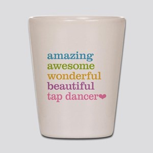 Tap Dancer Shot Glass