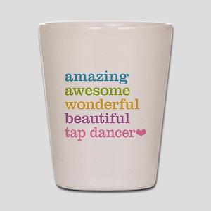 Tap Dancer Shot Glass