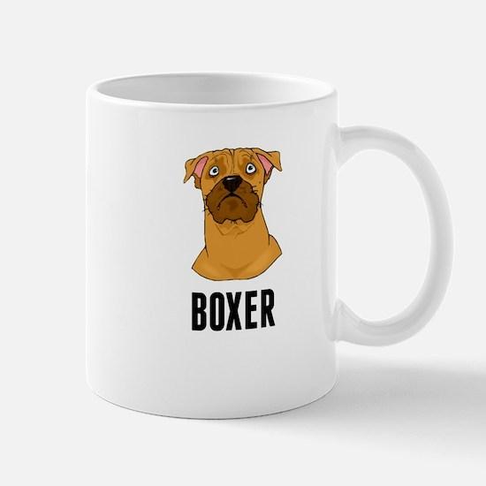Boxer Mugs