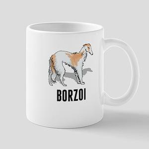 Borzoi Mugs
