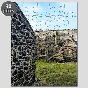 Mussendun Temple and Downhill Demense, Nort Puzzle