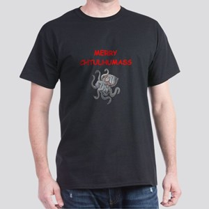 a chtulhu christmas T-Shirt