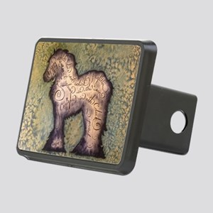 Gypsy Proverb Rectangular Hitch Cover