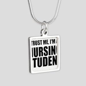 Trust Me, I'm A Nursing Student Necklaces