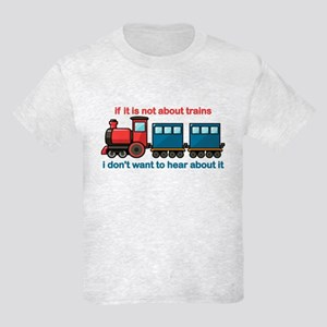 Train Talk Kids Light T-Shirt