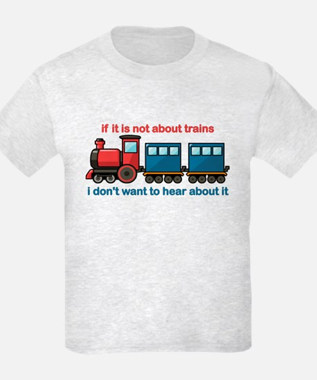 Train Talk T-Shirt