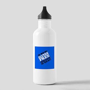 Gluten Free Struggle T Stainless Water Bottle 1.0L