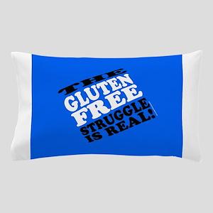 Gluten Free Struggle Tees Pillow Case