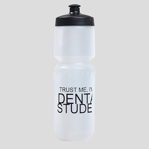 Trust Me, I'm A Dental Student Sports Bottle