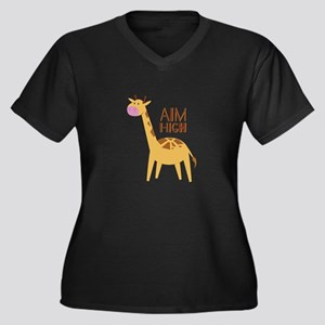 Aim High Plus Size T-Shirt