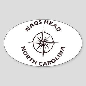 North Carolina - Nags Head Sticker
