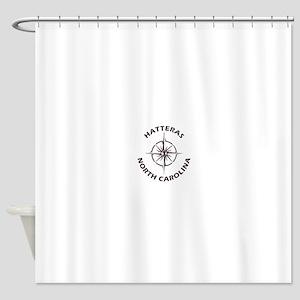 North Carolina - Hatteras Shower Curtain