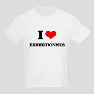 I love Exhibitionists T-Shirt