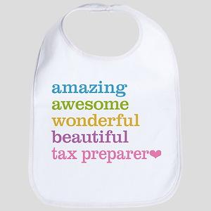 Tax Preparer Bib