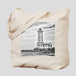 Point Abino 1 Tote Bag