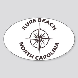 North Carolina - Kure Beach Sticker