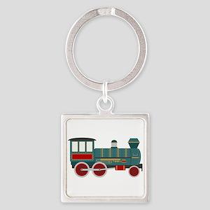 Train Engine Keychains