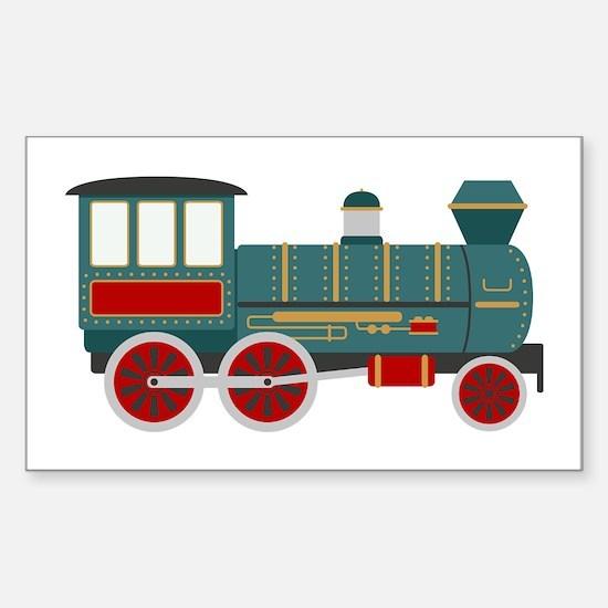 Train Engine Decal