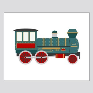 Train Engine Posters
