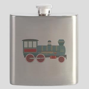 Train Engine Flask