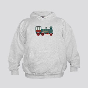 Train Engine Hoodie