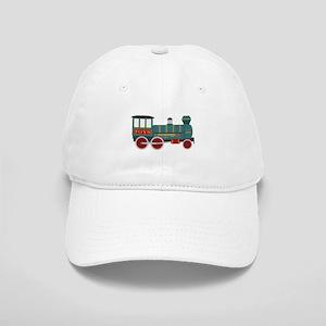 Toy Train Baseball Cap