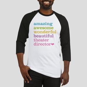 Theater Director Baseball Jersey