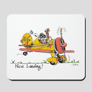 Nice Landing Mousepad