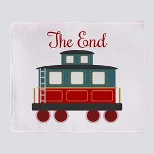 The End Throw Blanket