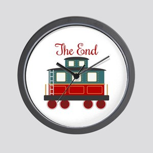 The End Wall Clock