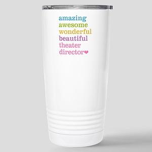 Theater Director Stainless Steel Travel Mug