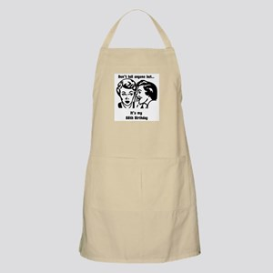 Its my 88th Birthday birthday BBQ Apron