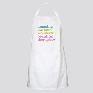 Awesome Therapist Apron