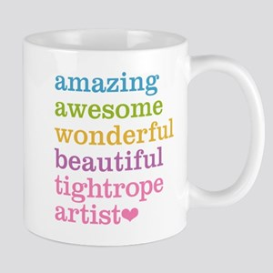 Tightrope Artist Mugs