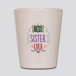 Sister Shot Glass