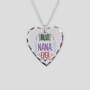 Nana Necklace Heart Charm