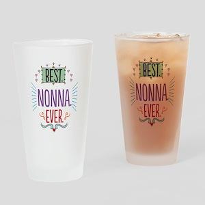 Nonna Drinking Glass