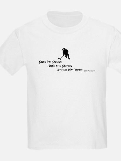 Sweet Skates on Feet T-Shirt