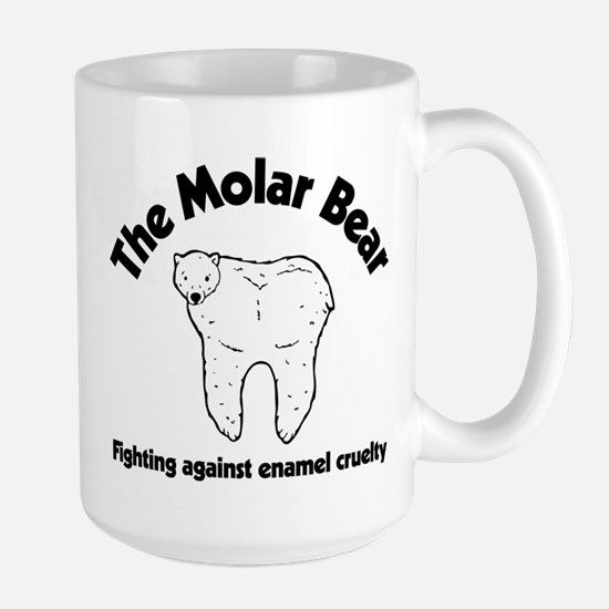 The Molar Bear Mug
