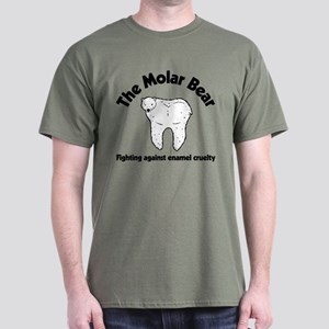 The Molar Bear Dark T-Shirt