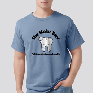 The Molar Bear Mens Comfort Colors Shirt