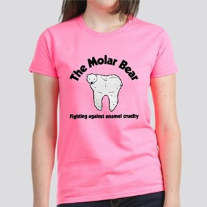 The Molar Bear Women's Dark T-Shirt
