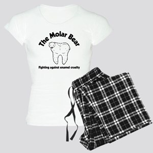 The Molar Bear Women's Light Pajamas