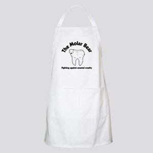 The Molar Bear Light Apron