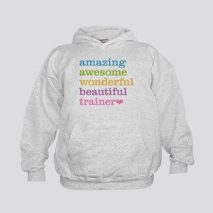 Awesome Trainer Kids Hoodie