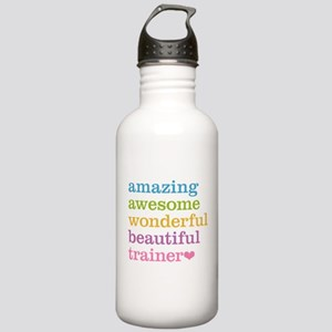 Awesome Trainer Stainless Water Bottle 1.0L