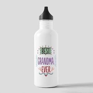 Grandma Stainless Water Bottle 1.0L