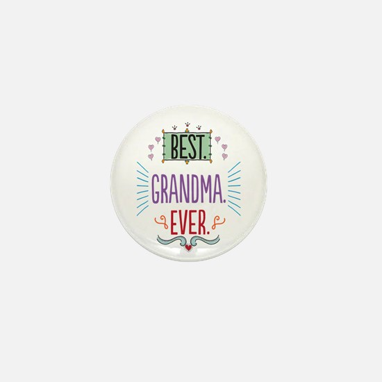 Grandma Mini Button