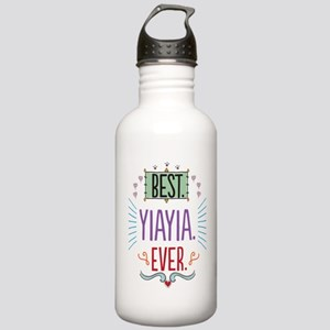 Yiayia Stainless Water Bottle 1.0L