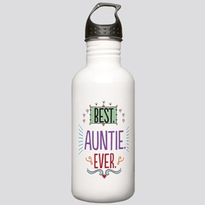 Auntie Stainless Water Bottle 1.0L